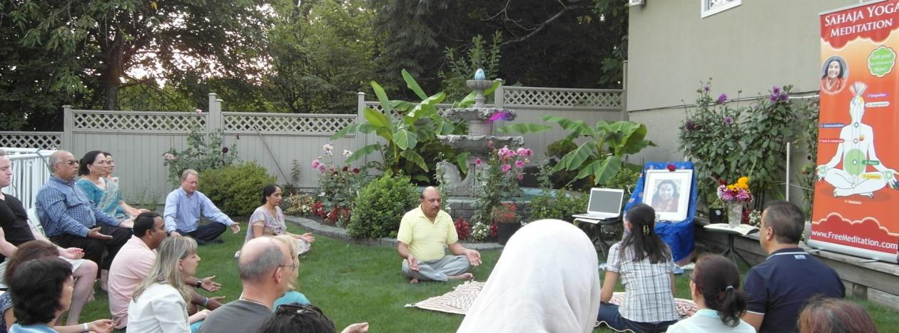 Sahaja Yoga Meditation Burnaby